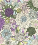 Fabric detail: Liberty's Small Susanna (purple)