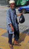 Inspiration #2: Malay gentleman, Penang