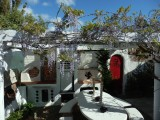 Our Outside Dining Area