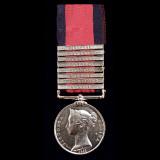 Campaign Medal - John McQueen
