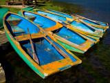 Cuban Row Boats - Brad