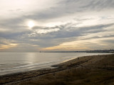 A winters morning on the beach - Michael