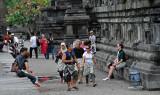 At Prambanan