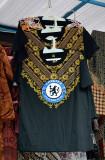 Chelsea FC - Batik Style Shirt