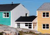 Aasiaat houses