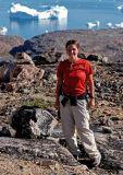 On Uummannaq mountain
