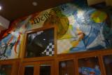 Entry mural