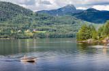 Krøderen lake