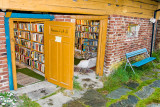 Book Town of Fjaerland (see caption)
