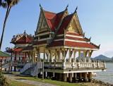 Thai water pavilion
