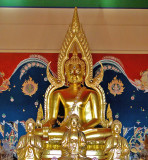 Image of the Phra Buddha Chinnarat