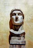 Giant Roman head