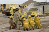 Moosonee, Moose Factory and Attawapiskat Joint Fire Training