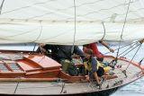 35 Douarnenez 2006 - Le samedi 29 juillet - Pen Duick, le voilier mytique d'Eric Tabarly