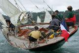 33 Douarnenez 2006 - Le samedi 29 juillet - Pen Duick, le voilier mytique d'Eric Tabarly