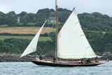 27 Douarnenez 2006 - Le samedi 29 juillet - Pen Duick, le voilier mytique d'Eric Tabarly