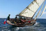 14 Douarnenez 2006 - Jeudi 27 juillet - Pen Duick 1er voilier mythique d'Eric Tabarly