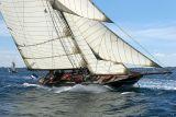 8 Douarnenez 2006 - Jeudi 27 juillet - Pen Duick 1er voilier mythique d'Eric Tabarly