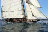 4 Douarnenez 2006 - Jeudi 27 juillet - Pen Duick 1er voilier mythique d'Eric Tabarly