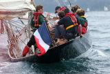 13 Douarnenez 2006 - Le samedi 29 juillet - Pen Duick, le voilier mytique d'Eric Tabarly