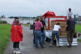 Hottolfiades 2006 - Journée du vendredi 25/08/06 - Hot air balloons meeting in Belgium