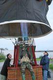 Hottolfiades 2006 - Journée du vendredi 25 août - 1er envol des ballons