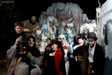 TOT Cast Photo - Frozen with Fear 2012