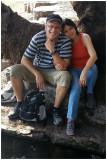 Dani and I