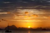 Sunrise at Koh Yao Noi