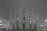 Duomo in fog