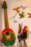 Sample of Haitian art