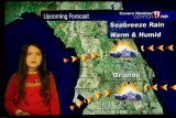 Weatherman try outs