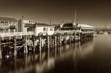 fisherman's wharf, monterrey, california