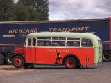 24th August Highland Transport