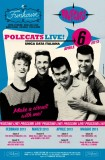 THE POLECATS (UK) @ Fun House Tattoo Club - 06/04/2013