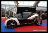Exhibition  concept-cars 2013 in Paris