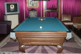 The pool table that Elvis and the Beatles played on