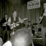 Richie Valens backed by Waylan Jennings, Carlo Mastrangelo and Tommy Allsup
