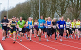 Halve marathon Weert 2013