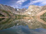 Lake Isabelle reflection