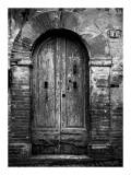 Door,  Tuscany