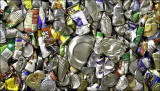 Baled Food Cans