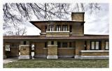 Allen-Lambe House detail