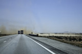 Sandstorm, I-25 S New Mexico