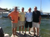 2012 Thanksgiving in the Keys (Mom/Dad's 50th Annniversary)