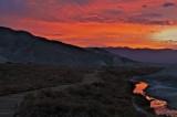 Salt Creek dawn