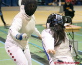Queen's at The Royal Military College Fencing Invitational 11-03-12