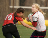 St Lawrence College vs Seneca W-Rugby Bronze Medal Game 11-17-12