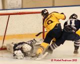 Queen's vs Toronto M-Hockey 01-05-13