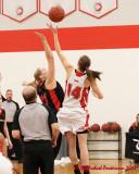 St Lawrence College vs Seneca W-Basketball 01-12-13